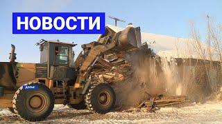 Новостной выпуск в 12:00 от 10.05.21 года. Информационная программа «Якутия 24»
