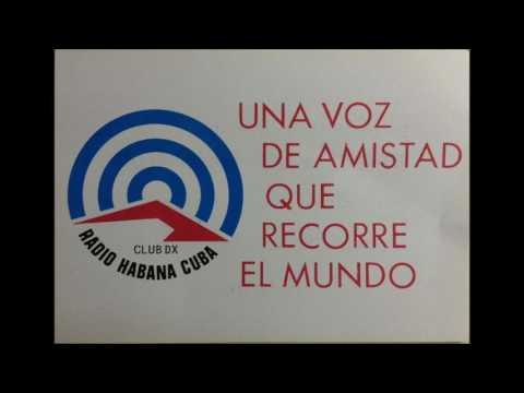 Radio Habana Cuba 01:10 utc on 6000 Khz 11 May 2017