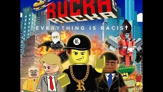"Lego Movie ""Everything is Awesome"" PARODY Everything is Racist ~ Rucka Rucka Ali"
