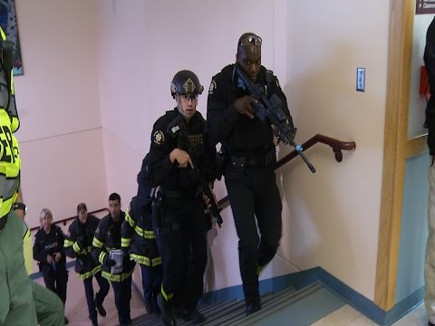 Disaster Zone - Training for Active Shooter Events