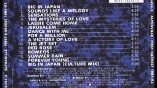 Alphaville  - Big In Japan [Culture Mix] Best Audio