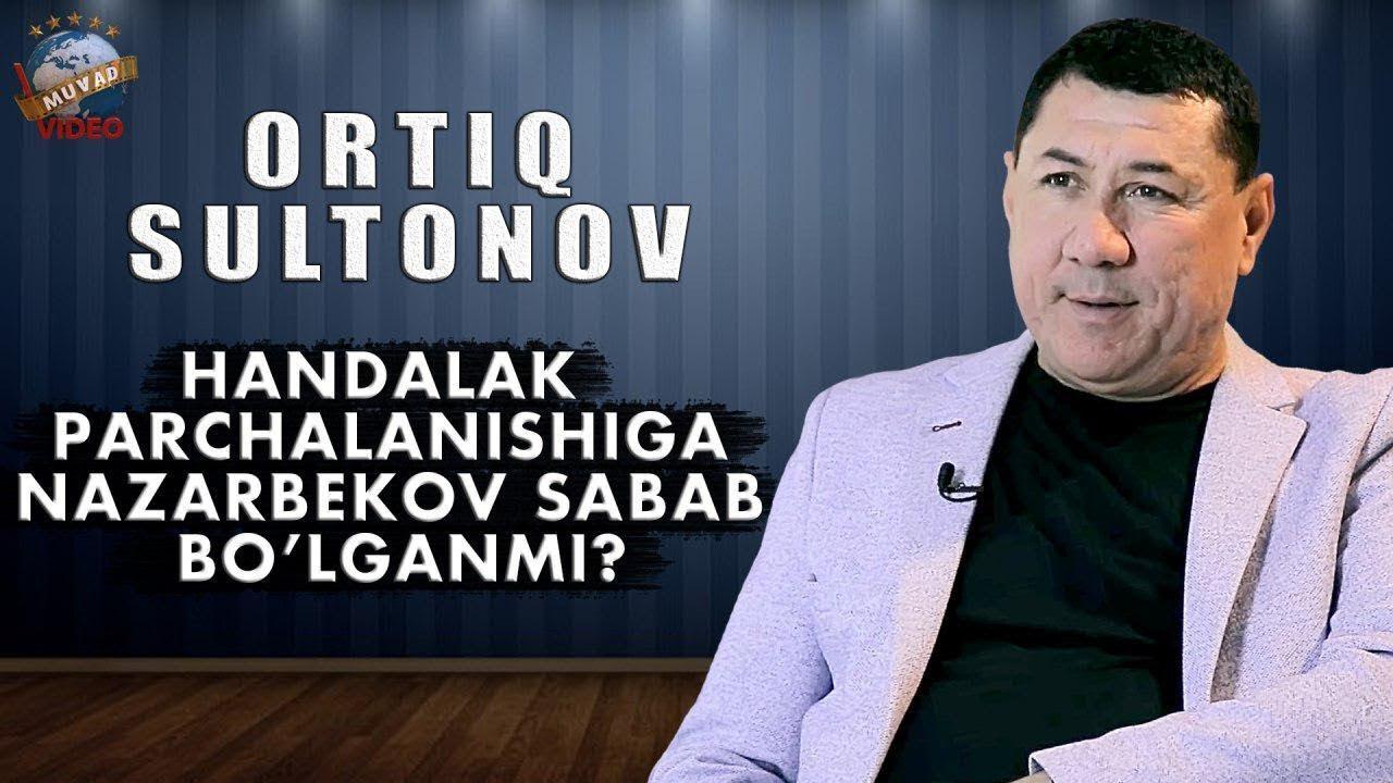 Ortiq Sultonov sherigi bilan ajralganligi va yolg'iz konsert berishi haqida ( Exclusive intervy