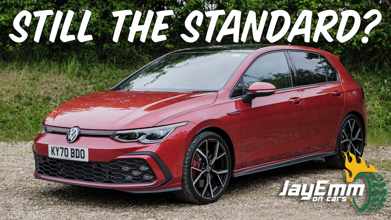 How The New Golf 8 GTI Is the Best And Worst GTI I've Driven