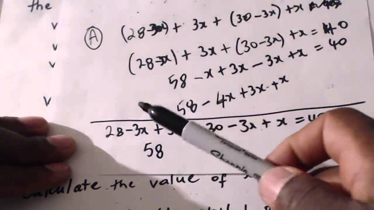 Cxc math how to solve sets problems example 1 csec cxc maths act cxc math how to solve sets problems example 1 csec cxc maths act math sat math youtube ccuart