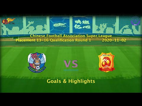 Qingdao Huanghai Wuhan Zall Goals And Highlights