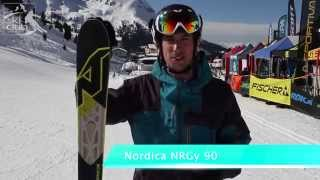 Nordica NRGy 90 - 2014/15 Ski Review