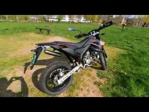 Derbi DRD SM 50 X Treme Limited Edition 2018 1