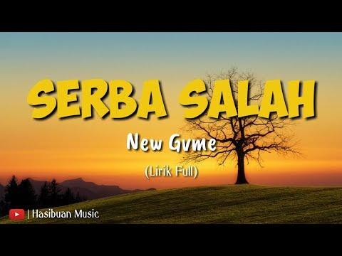 Lirik Lagu Masa Gara-Gara Masalah Sepele - New Gvme (Lirik Full)