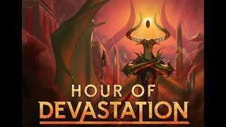 mtg arena hour of devastation quick draft event