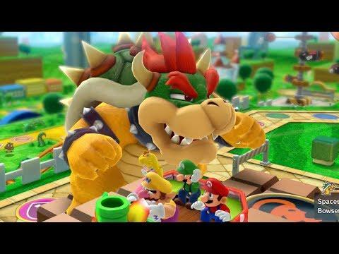 Mario Party 10 - Bowser Party - Mushroom Park (Team Mario)