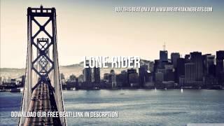 Inspiring Piano Rap Beat - Lone Rider
