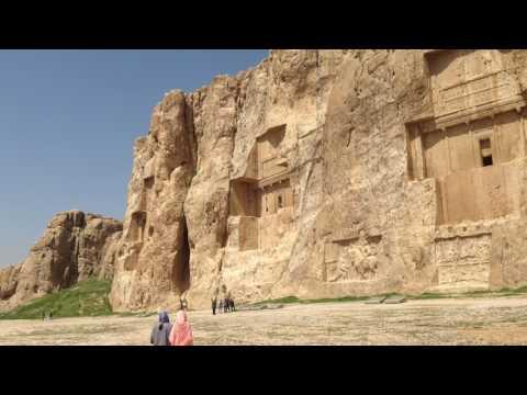 Ancient Persia - Naqsh-e Rustam