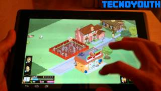 Trucchi I Simpson Springfield Krustyland ciambelle infinite Android