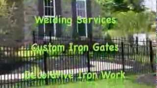 Wrought Iron Fence Dallas, Iron Repair, Iron Gates, Automatic Entry Gates