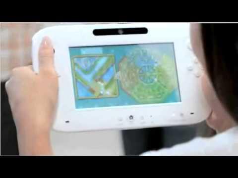 Video giới thiệu cách sử dụng tay cầm Wii U - Quantrimang.com.mp4