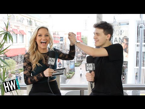 Jacob Whitesides Chats Fifth Harmony Tour + Getting Nervous With Girls!