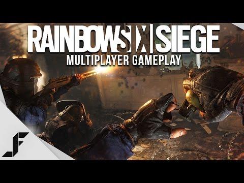 Новые подробности о механике игры Rainbow Six: Siege и большой геймплейный ролик с пре-альфа версии проекта