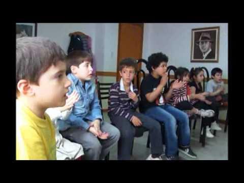 Projoven - Taller de niños - Intensidad del Sonido
