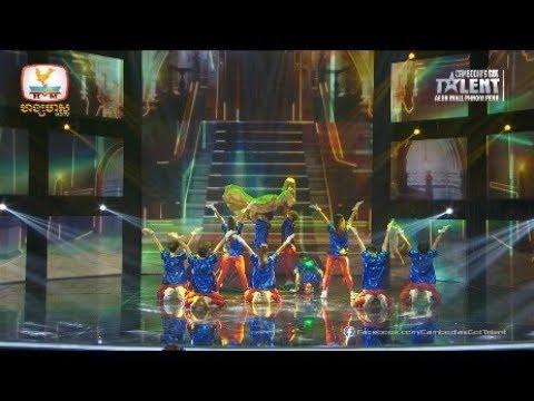 Cambodia's Got Talent Season 2 | Live Semi Final | Week 2 - THE KING