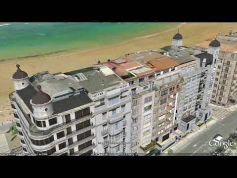 Gipuzkoa3d - Hotel Niza - Villa Manolita