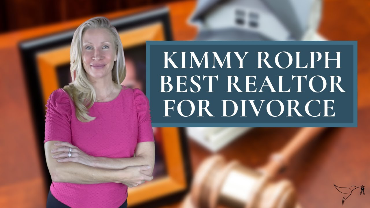 👰💔🤵Divorcing on The Main Line? Choose Kimmy Rolph