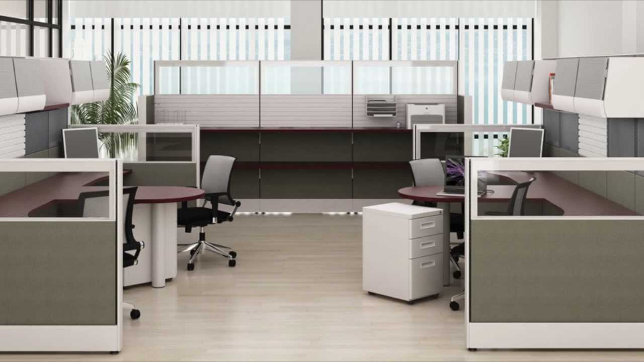 Friant Workstations And Cubicles Mov Youtube
