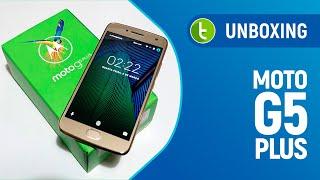 Unboxing e primeiras impressões Moto G5 Plus   TudoCelular.com
