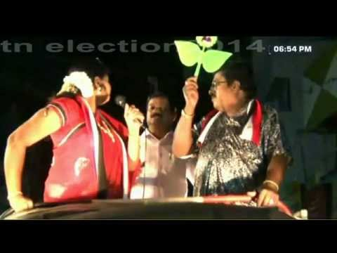 Tamil Nadu Campaign comedies
