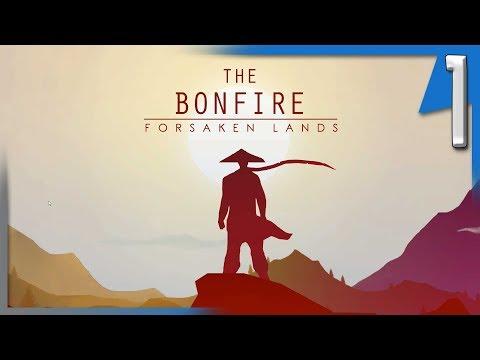 BUILDING A VILLAGE & KILLING MONSTERS! | The Bonfire: Forsaken Lands Gameplay E1