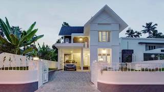 Stylish Budgeted Home With Slope Roof