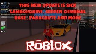 Roblox JailBreak (Beta) New Secret Criminal Base Location!