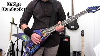 Dean Dave Mustaine VMNT Rust In Peace - Test/Review