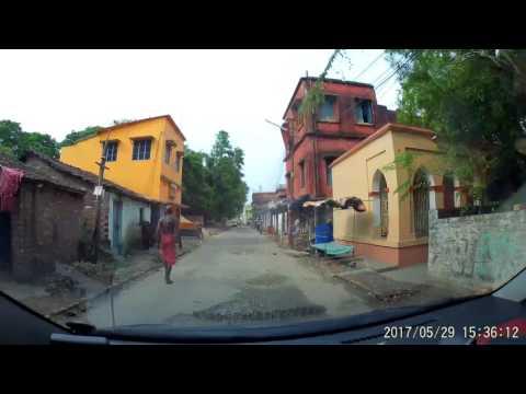 North Barrackpore - Palta Park Estate - Ichapore Nawabganj - Dash Cam Video