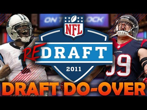 Redrafting the 2011 NFL Draft | 2011 NFL Draft Do-Over