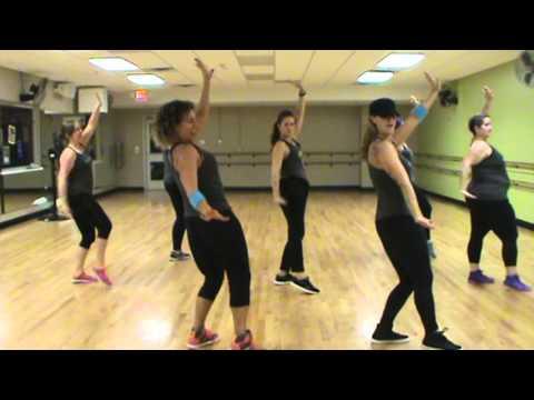 Rabiosa by Shakira #dancefitness #zumba