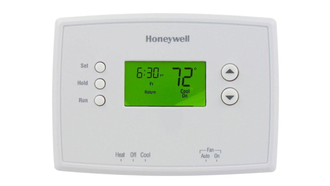 Honeywell 5