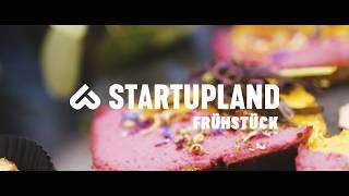 Startupland Frühstück