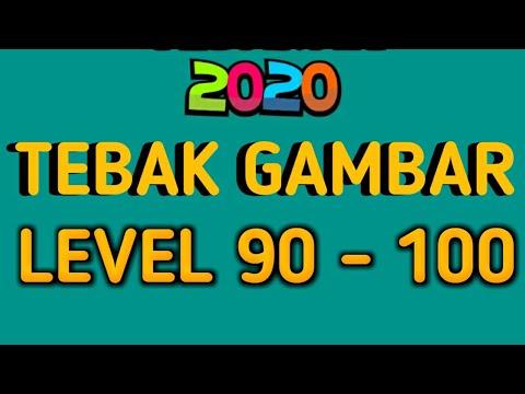 Jawaban Tebak Tebakan 2020 Tebak Gambar Level 90 100 Youtube