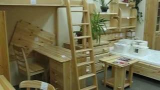 Мебель из сосны(мебель из сосны. магазин мебели из сосны в Люблино., 2011-11-20T10:55:20.000Z)