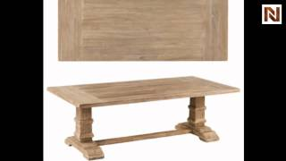 Bernhardt Middleton Cocktail Table 503-021 Driftwood