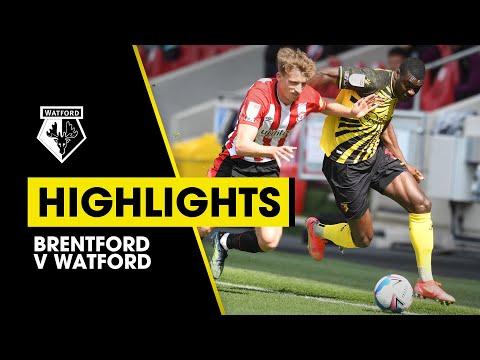 Brentford Watford Goals And Highlights