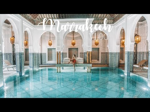 MARRAKECH - Dreamiest locations ever!!