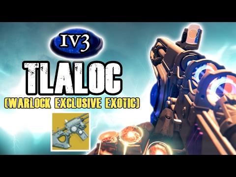 1v3 Trials w/ Tlaloc (Warlock Exclusive Exotic) | Destiny