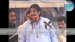 Zakir Ghulam Abbas Kazmi of Shadiwal - Gujrat, Pakistan