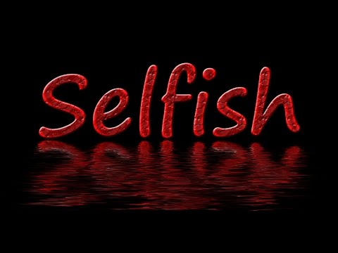 Be Selfish to Help Others - Prioritize Your Life & Success