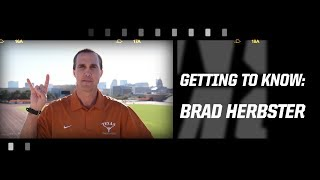 get to know brad herbster