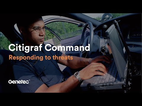 Citigraf Command - Demo video