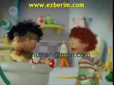 Molfix Kukla Bebekler Reklamı 2008. Robert Hatemo
