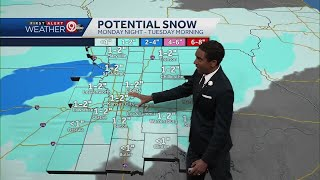 Winter Weather Advisory issued for Kansas City area Monday night into Tuesday