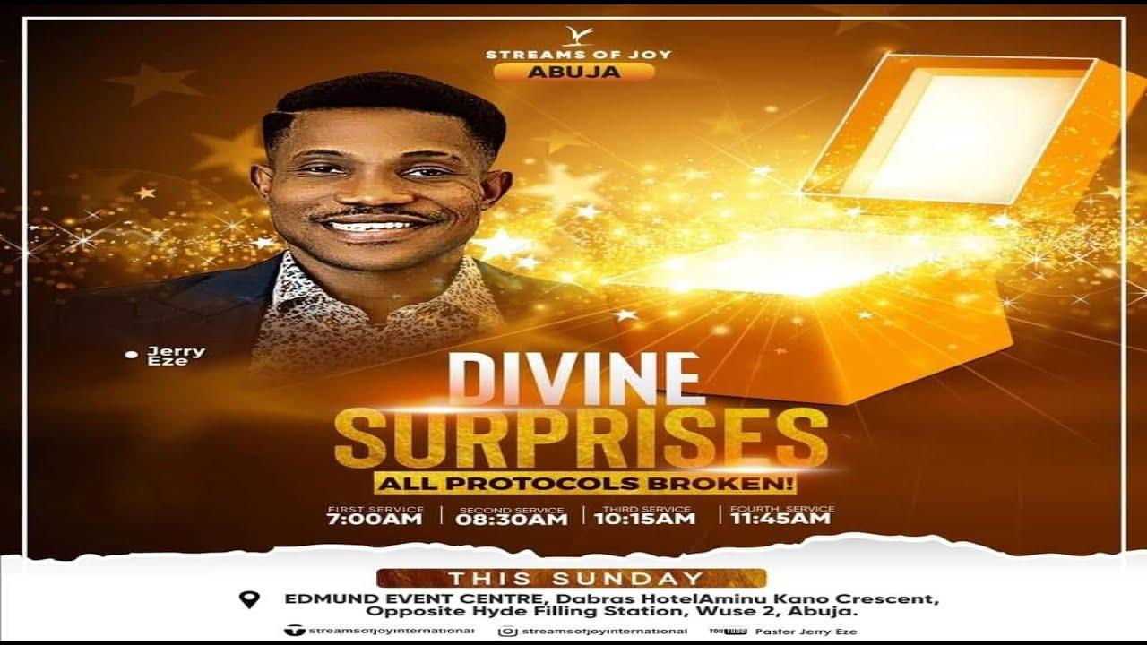Download DIVINE SURPRISES Service [ALL PROTOCOLS BROKEN] - 19th September 2021